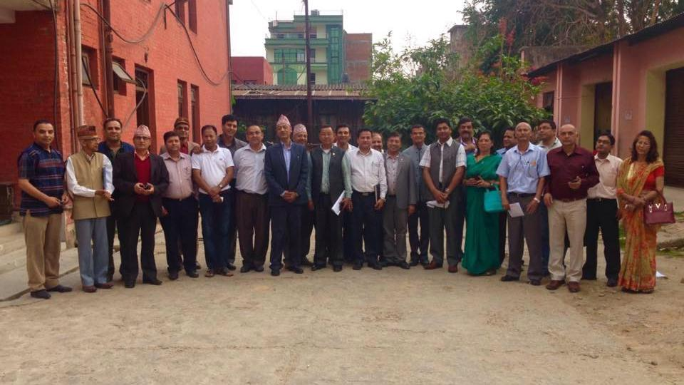 Nepal Phd